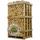 Hele pallets | ca. 1000 blokken | Droog & Schoon hout voor de Horeca
