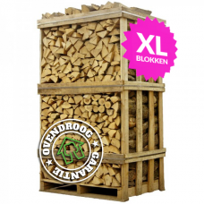 Eikenhout XL | hele pallet (ca.120x80x210cm)